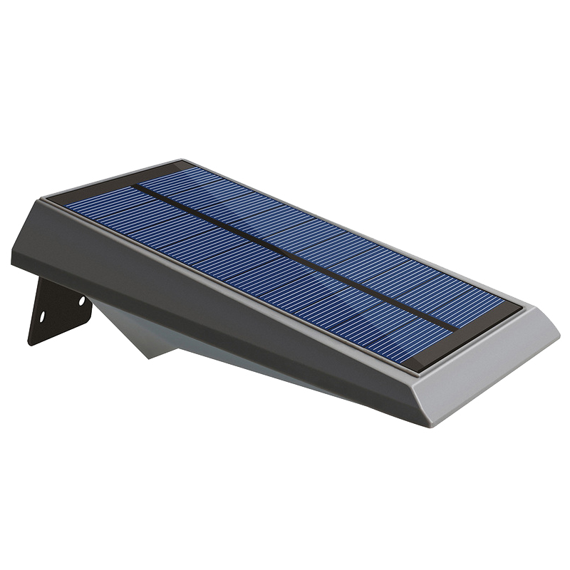 Solar led wall light 18 leds